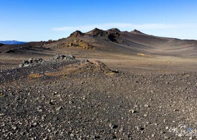 Sandstone at Hellutindar peak – South West │ Iceland