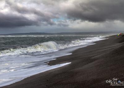 Óseyrartangi Black Beach - South │ Iceland Landscape Photogra