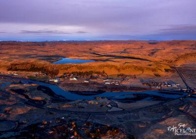 Kirkjubæjarklaustur village and Systravatn Lake - South │ Ice