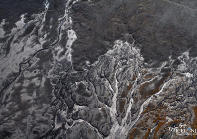 The Art of the Nature Highlands│ Iceland Landscape From Air