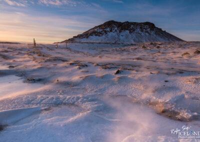 Arnarfell Mountain - South West │ Iceland Landscape Photograph