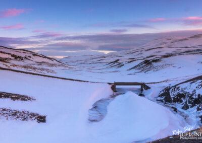 Bæjará Old Bridge - Westfjords │ Iceland Landscape Photograp