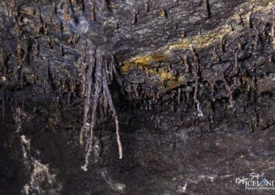 Bálkahellir Lava cave in Reykjanes Peninsula – Iceland