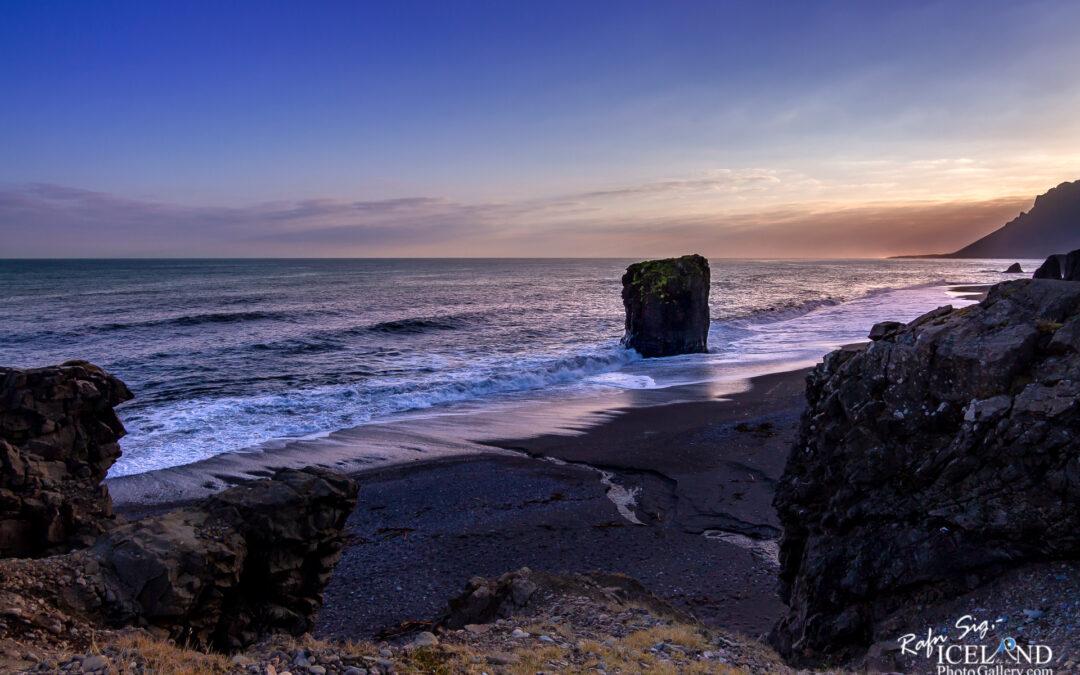 Básar Black Beach – Iceland Landscape Photography