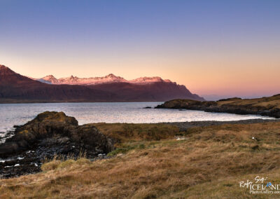 Berufjörður at Eastfjords │ Iceland Landscape Photography