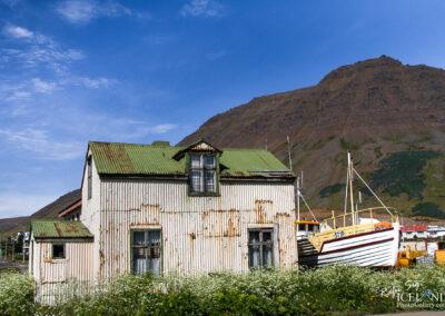 Bolungarvík village - Westfjords │ Iceland City Photography