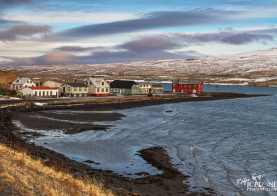 Borðeyri Village - Westfjords │ Iceland City Photography