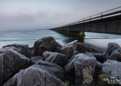 Borgarfjarðarbrú bridge - West │ Iceland Landscape Photograp