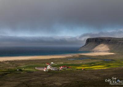 Breiðavík bay - Westfjords │ Iceland Landscape Photography