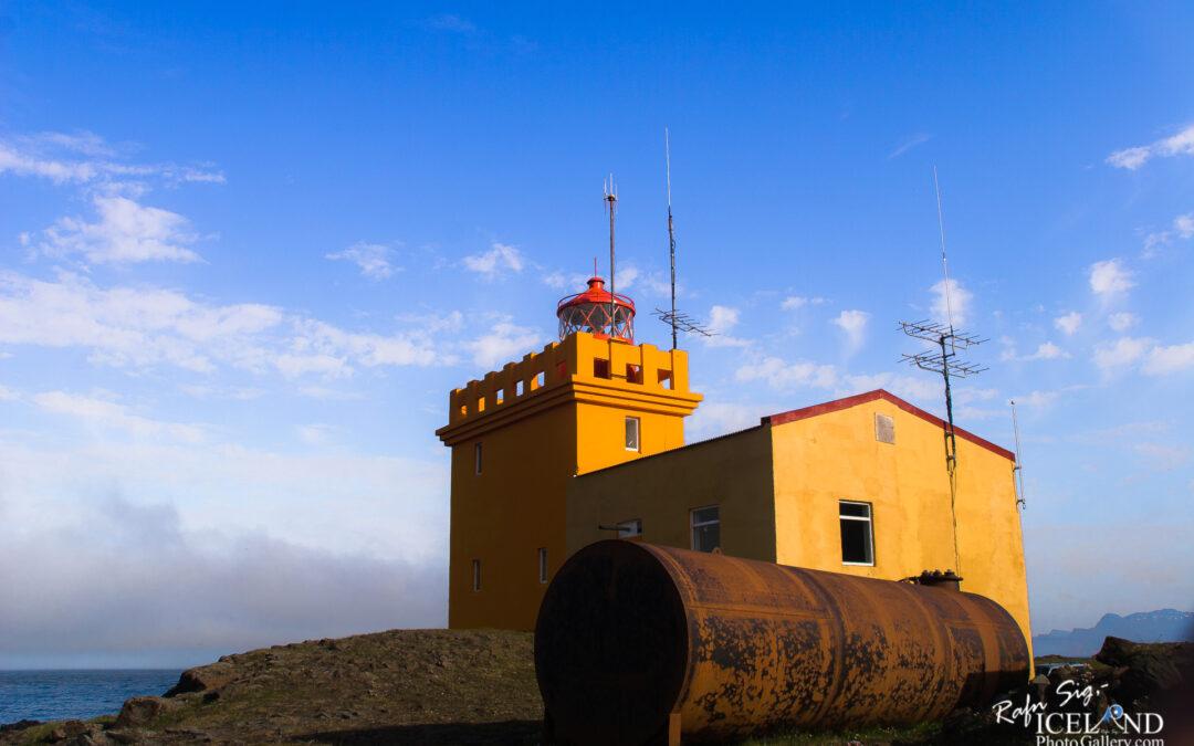 Dalatangaviti lighthouse – Iceland Landscape Photography