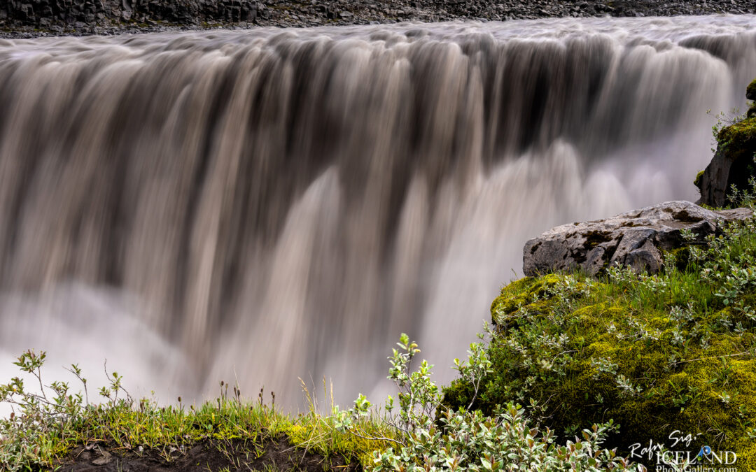 Dettifoss waterfall – Iceland Landscape photography