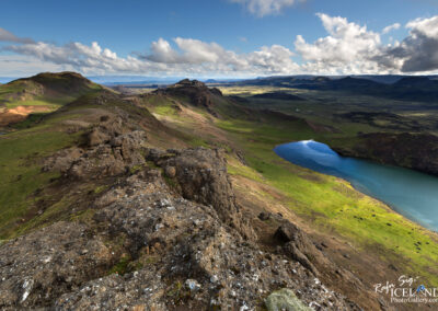 Djúpavatn Lake - South West │ Iceland Landscape Photography
