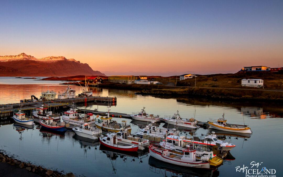 Djúpivogur Village – Iceland City Photography