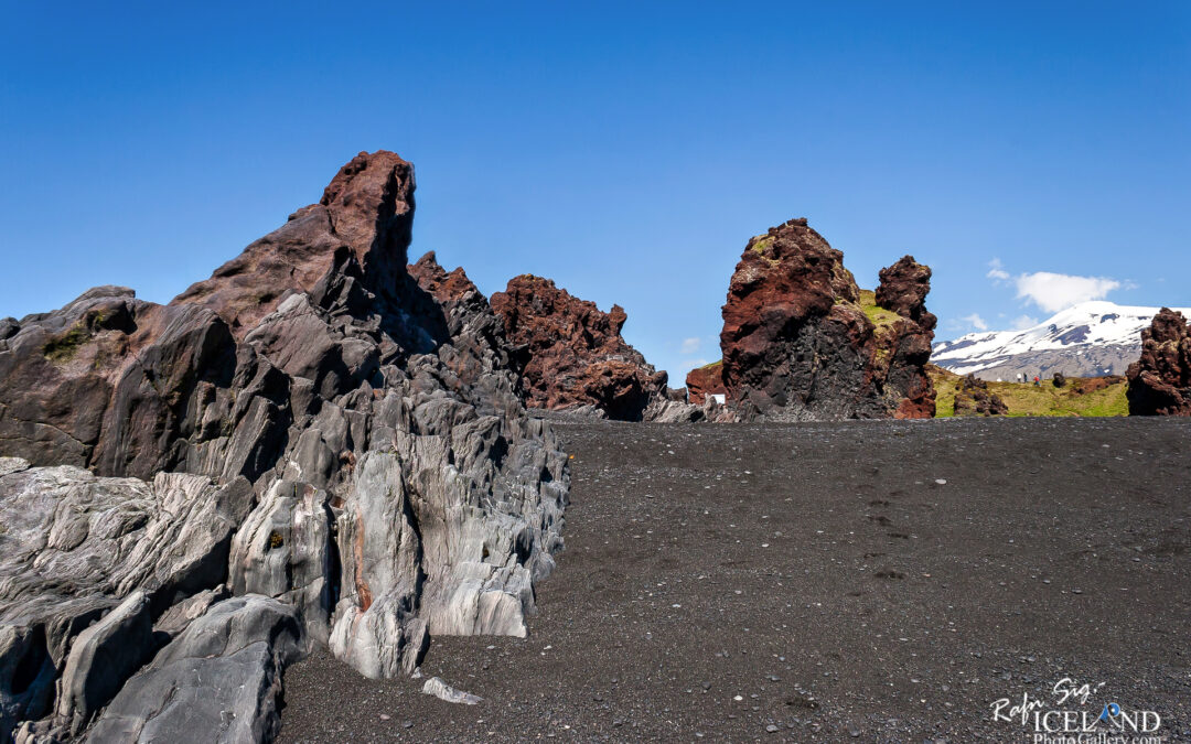 Dritvík at Djúpalónssandur │ Snæfellsnes│ Iceland Landscape photography