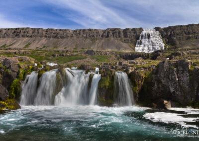 Dynjandi Waterfall - Westfjords │ Iceland Landscape Photograph