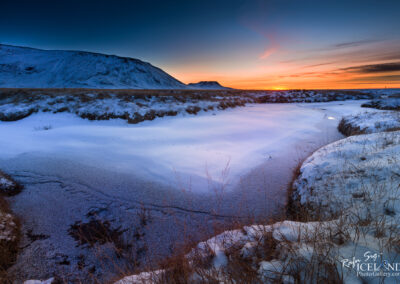 Eldborg lava - South West │ Iceland Landscape Photography- Vo