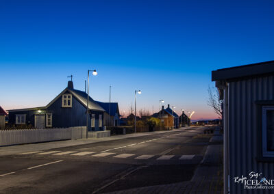 Eyrarbakki village │ Iceland City Photography