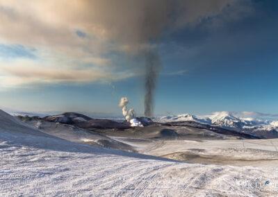 Fimmvörðuháls Volcano eruption area │ Iceland Landscape Pho
