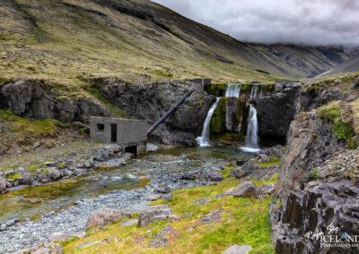 Fremstifoss Waterfalls – Eastfjords │ Iceland Landscape Phot
