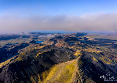 Grænadyngja Volcano - South West │ Iceland Landscape Photogra