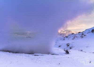 Hengill Geothermal area - Highlands │ Iceland Landscape