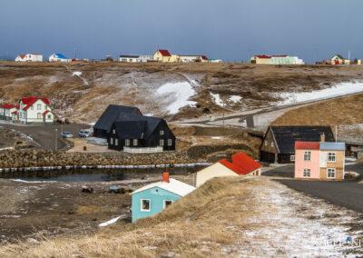 Hofsós village – North │ Iceland City Photography
