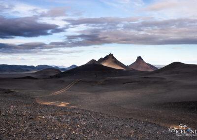 Hvergil in the Highlands │ Iceland Landscape Photography