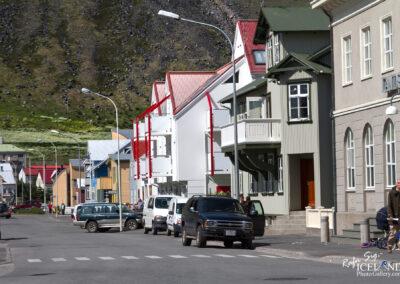 Ísafjörður Town - Westfjords │ Iceland City Photography