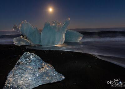 Jökulsárlón - South │ Iceland Landscape Photography