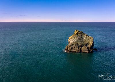 Karl The Rock at Kirkjuvogsbás - South West │ Iceland Landsca
