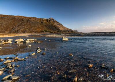 Karlsá in front of Karlsfjall – Eastfjords │ Iceland Landscape