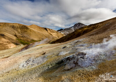 Kerlingarfjöll Geothermal area in the Highlands │ Iceland