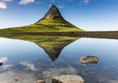 Kirkjufell Mountain - West │ Iceland Landscape Photography