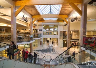 Kringlan mall in Reykjavík Capital │ Iceland