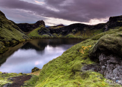 Lakagígar craters and Surroundings │ Iceland Highlands