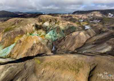 Landmannalaugar area in the Highlands│ Iceland Landscape from