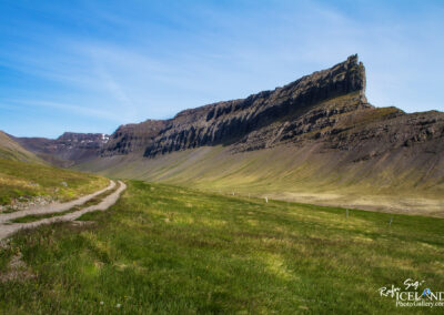 Lokinhamradalur Valley - Westfjords │ Iceland Landscape Photography