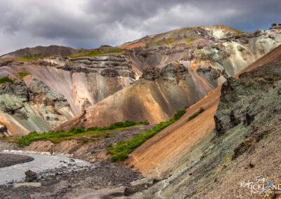 Lónsöræfi wilderness in the Highlands │ Iceland Landscape P