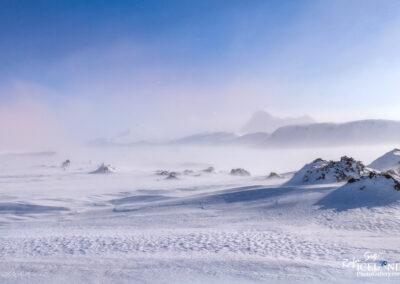 Mókollar Mountain in Vatnajökull National Park │ Iceland