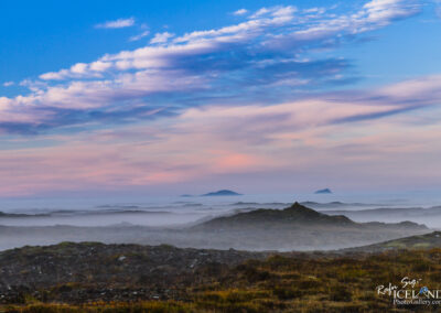 Morning mist - South West │ Iceland Landscape Photography