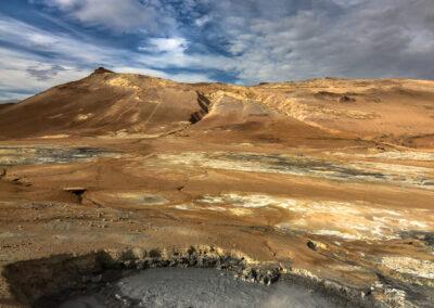 Námafjall at Mývatn geothermal area – North │ Iceland Land