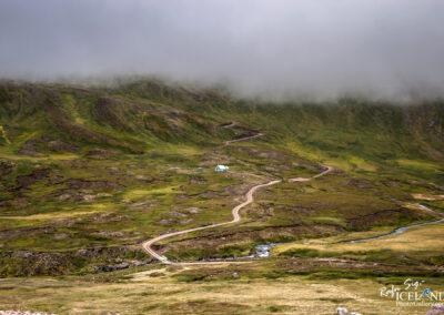 Nesháls on Skælingur mountain – Eastfjords │ Iceland