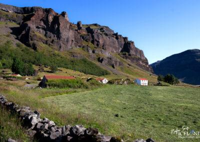 Núpsstaður farm - South │ Iceland Landscape Photography