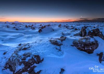 Ögmundarhraun Lava field - South West │ Iceland Landscape Pho