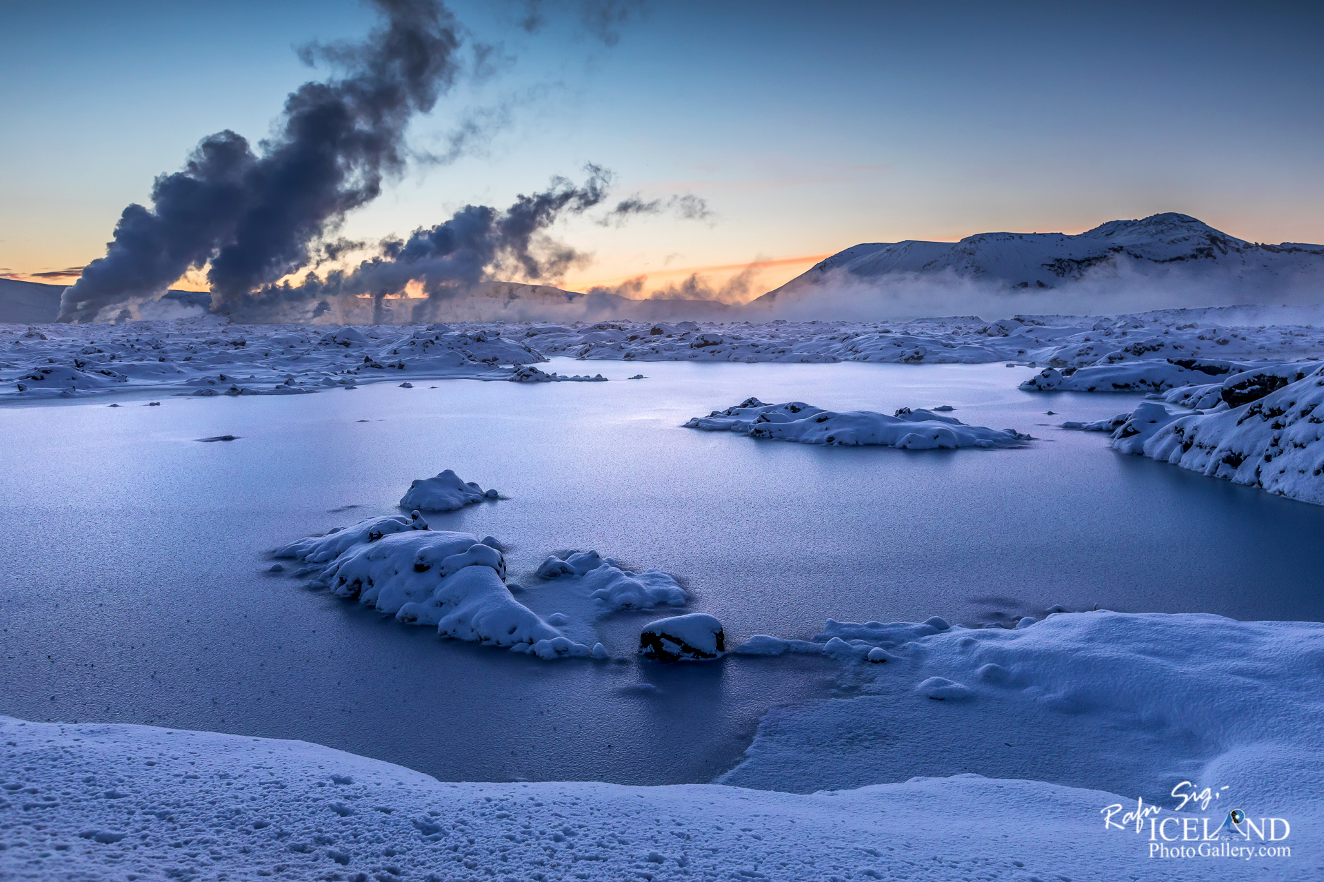 Old Blue Lagoon - South West │ Iceland Landscape Photography