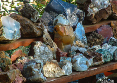 Petra's Stone Collection – Eastfjords │ Iceland City Photo