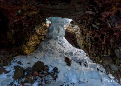 Raufarhólshellir Lava Cave - South │ Iceland Landscape Photog