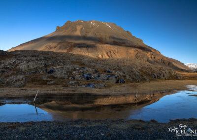 Reyðarártindur Mountain – Eastfjords │ Iceland Landscape