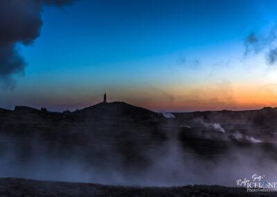 Reykjanes Lighthouse in twilight - Reykjanes │ Iceland