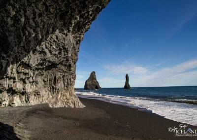 Reynisfjara Black Beach - South │ Iceland Landscape Photograph